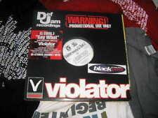 """LP Hiphop Violator LL Cool J Say What Promo 12"""" DEF JAM"""