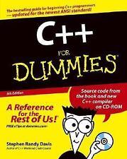 C++ for Dummies, Davis, Stephen R., Good Book