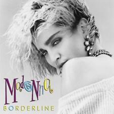 MADONNA BORDERLINE 1983 COPERTINA D'ALBUM allungati a Muro Arte Poster Stampa 80 S