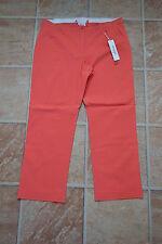 Moderne Bengalin-Stretchhose Damenhose Kurz-Gr. 25(50), 26(52), 27(54)-NEU