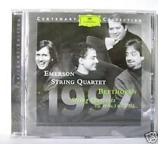 BEETHOVEN STRING QUARTET OP 59 N 3 OP 132  CD