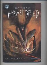 DC Premium HC # 4-Batman: HARVEST BREED-George Pratt-Panini-Top