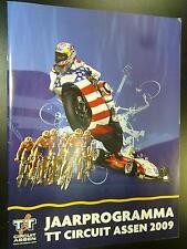 TT Circuit Assen Jaarprogramma 2009
