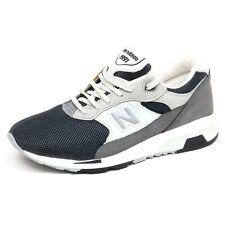 F3172 sneaker uomo grey NEW BALANCE 991 scarpe running shoe man