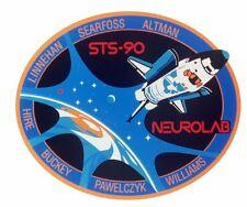 STS-90 Nasa Columbia Sticker M542 Space Program