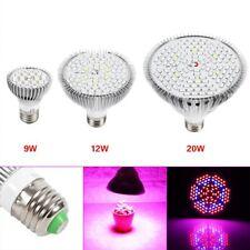 Pflanzenlampe 30W 50W 80W Vollspektrum E27 LED Wachsen Lampen Licht für Garten