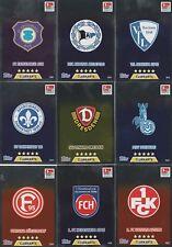 Match Attax Extra 17/18 Clubkarte Wappen Logo zum Auswahl NEU