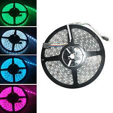 5 Meter LED Strip Streifen SMD 5050 IP68 Wasserdicht 300 LED RGB Weiß Blaue Rote