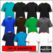 Urban Classics contrast tall t-shirt 30 colores 3xl - 6xl