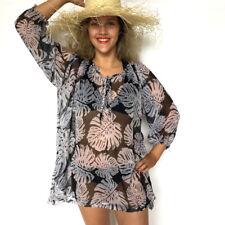 Resortwear- Freesize Chiffon Blouse
