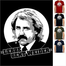 Dragoslav Stepanovic, Stepi, T-Shirt, Eintracht-Frankfurt-Legende, Fußball-Kult!