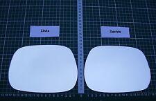 Außenspiegel Spiegelglas Ersatzglas Toyota Corolla Verso ab 2001-04 Li od Re sph