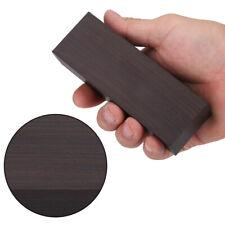 Multifunctional DIY 12*4*2.5cm Ebony Lumber Wood For Musical Instruments GD