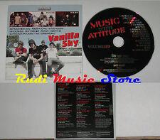 CD ROCK SOUND 110 PROMO vanilla sky supernaturals pelican meanwhile (S4)