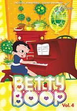 Betty Boop Vol. 4 DVD
