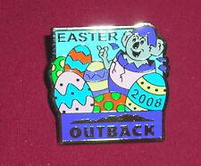 OUTBACK STEAKHOUSE EASTER 2008 ENAMEL PIN