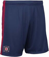 Adidas MLS Soccer Men's Chicago Fire Sideline Shorts