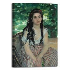 Renoir estate design quadro stampa tela dipinto telaio arredo casa