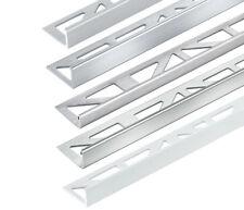 Fliesenschiene Winkelprofil Abschlussprofil Fliesenprofil Winkel 2500 mm / 2,5 m
