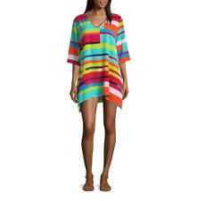 Porto Cruz Geometric Jacquard Swimsuit Cover-Up Dress Size S, M, L, XL Msrp $42