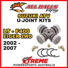 19-1003 Suzuki LT-F400 Eiger 2WD 2002-2007 All Balls U-Joint Kits