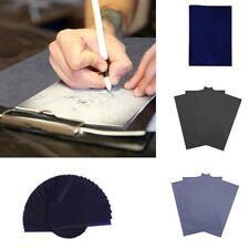 100Pcs/Set Trace Carbon Papers Graphite Copy Readable Paint Accessories