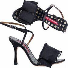 Christian Lacroix sandalo fiocco, bow sandals