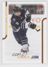 2011-12 Score #272 Kevin Klein Nashville Predators Hockey Card