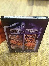 CRIPTA DEL TERROR - CEMETERIO DEL TERROR / LADRONES DE TUMBAS DVD MEXICAN HORROR