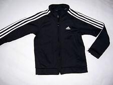 Adidas Sweat enfant zippé neuf YG MF Essentiel taille 10 ans coloris noir