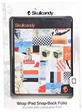 Skullcandy Wrap iPad Snap Back Folio Case Cover