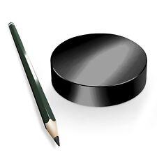 Black Edition Neodym Magnete Scheiben D12 - D80 - N45 SCHWARZ