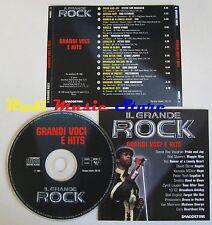 CD IL GRANDE ROCK GRANDI VOCI HITS YES SMITHS VAN MORRISON(C23*)NO*lp*mc*dvd*vhs