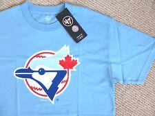 S M L XL Toronto Blue Jays'47 marca de calidad Etiqueta Oficial Mlb Béisbol Camiseta