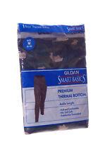 Gildan Boys Camo Camouflage Warm Thermal Long John Underwear Pants Medium Lg NEW