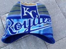 World Series Kansas City Royals EarFlap Fleece Hat -Baby, child, Adult Men,Women