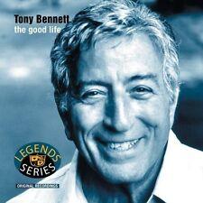 TONY BENNET The Good Life [Sony 1990] (CD, Jul-2002) NEW / SEALED