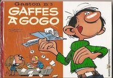 Gaston n°3:fac-similé Marsu productions