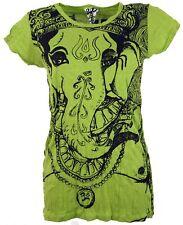 Sure T-Shirt Ganesh - lemon