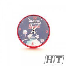 Orologio da Parete Orologio Clock analogico vintage retrò VESPA 160mm in ROSSO BLU NERO GIALLO