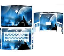 Dazzle Vinyl Laptop Special Sticker Skin For Dell AlienWare M15x R2 2012