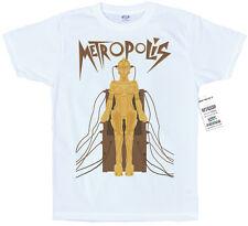METROPOLIS T-Shirt Design, Fritz LANG, LA MACCHINA UOMO