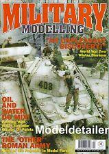 Military Modelling Magazine Nov.2000 Boxer Uprising French Chamond Tank Chi Nu
