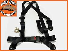 Universal Sports 3 Point Racing Car Seat Belt Harness