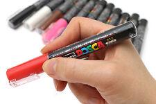 UNI Posca Marker Pittura PC-1M -14 colori disponibili-confezione da 12