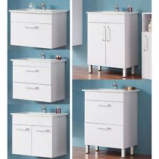 Waschbecken Mit Unterschrank Stehend.Stehende Waschtische Günstig Kaufen Ebay