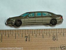 Mercedes 220 AMG S Klasse Limosine Pullman Automobile Pin Badge (#109)