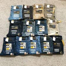 NWT Lee Men's Regular Fit Denim Jeans Classic Straight Leg New 20089 All Sizes