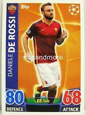 Match Attax 2015/16 Champions League - AS Rom - Karte aussuchen