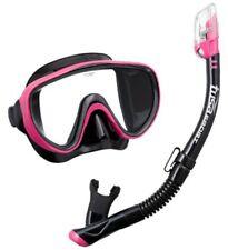 Tusa Serene Mask & Snorkel Set - Colour Choice